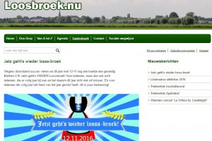 loosbroek.nu is online!!!